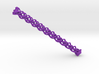 """""""Thistle"""" 11 Seed Chain to close or conect ... 3d printed"""
