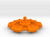 Orbital High Port 3d printed