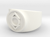 Indigo Tribe Compassion GL Ring (Sz's 5-15) 3d printed
