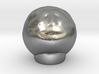 Sculptris Tinkercad mans head 3d printed