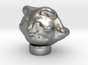 Egyptian Cat Head Made On Sculptris 3d printed