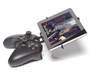 Xbox One controller & Asus Transformer Pad Infinit 3d printed Side View - Black Xbox One controller with a n7 and Black UtorCase