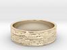 Qbit Ring Size 8 3d printed