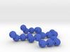 Interlocking Tetrahedron 3d printed