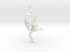 Dance LOVE Pendant-Earring 3d printed dancer couple