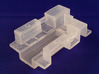 7203A • 1×British M14 and 1×M9A1 Half-track Bodies 3d printed M9A1 conversion part