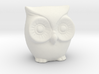 Little tiny owl 3d printed