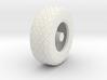 XR311 wheel in 1:56 3d printed