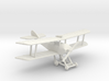 Martinsyde S.1 (Early Undercarriage) 3d printed 1:144 Martinsyde S.1 in WSF