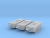 1/200 Saint-Chamond tanks (3) 3d printed