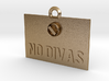 No Divas Sign(1) 3d printed