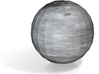 micro Moon 3d printed