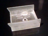 GE Gas Turbine Battery Box x2 - (N Scale) 1:160 3d printed Battery Box Before Cleaning