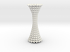 Decorative Column Tessellated Extended 3d printed