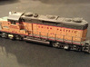 8 No. Re-Railers Type 2 Truck Mount N Scale 1:160 3d printed