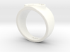 Alan Scott GL Ring Sz 14 3d printed