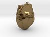 Heart European Charm Bracelet Bead 3d printed