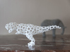 Raaah! Dinosaur 3d printed The elephant sneaking past in the background is also available from my shapeways shop