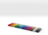 ^test structure Tinkercad color palette 3 inch 3d printed