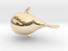 Puffer Fish Bath Toy 3d printed