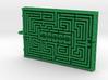 HedgeMaze 3d printed