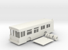 HO scale 1:87 new flyer d30lf bus 30ft 3d printed