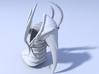 Janina Alleyne - Exoskeleton Shoe (Top) 3d printed Render 3