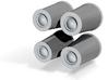 1/24 K&N Cone Style Air Filters TDR 4970 3d printed