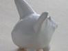 Flying Pig (in ceramic) 3d printed