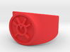 Orange Avarice GL Ring Sz 11 3d printed