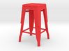 1:12 Pauchard Stool 3d printed