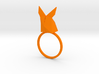 Rabbit Ring colors 3d printed