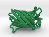 Green Fluorescent Protein (small) 3d printed