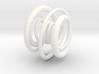 Torus Pendant 3d printed
