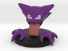Haunter Pokemon 3d printed
