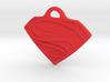 Superman Man of Steel Key Chain 3d printed