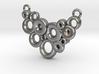 Bubble necklace 3d printed
