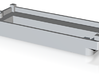 MadCatz Turbo Panel Blank 3d printed