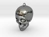 Skullhollow Pendant 3d printed