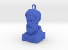 Epicurus Keychains 2 inches tall 3d printed