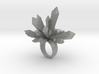 Crystal Shard Ring - Size 8 3d printed