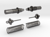Koni Coilover Shock Assembly - .6 in. 3d printed