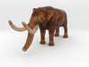 Mastodon Color 3d printed Mastodon in color by ©2012 RareBreed