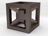 Cube charm 3d printed