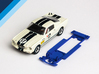 1/32 Monogram Ford Mustang GT350 Chassis 3d printed Chassis compatible with Revell Monogram Ford Mustang GT350 body (not included)