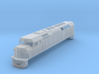 N Scale EMD F40C (Milwaukee Road) 3d printed