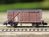 HJ Vogn in N scale (TOP Parts 1-2) 3d printed Read the description