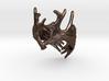 (Size 8) Moose Antler Ring 3d printed