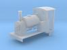 1:35 scale saddle tank loco 3d printed