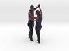 Dancing Couple - Denver Startup Week 2014 3d printed